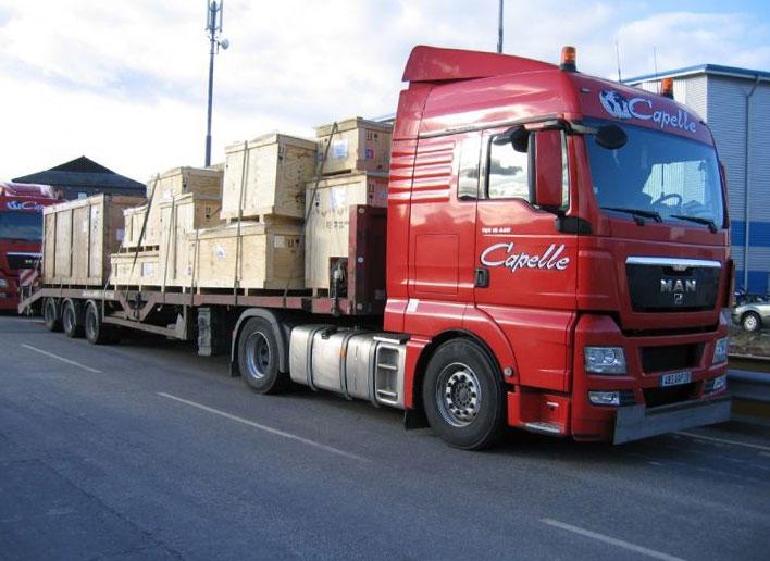 Почему отправители все чаще заказывают перевозку сборных грузов